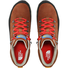 The North Face Back-To-Backeley Redux Remtlz Lux Shoes Men, caramel cafe/tnf black